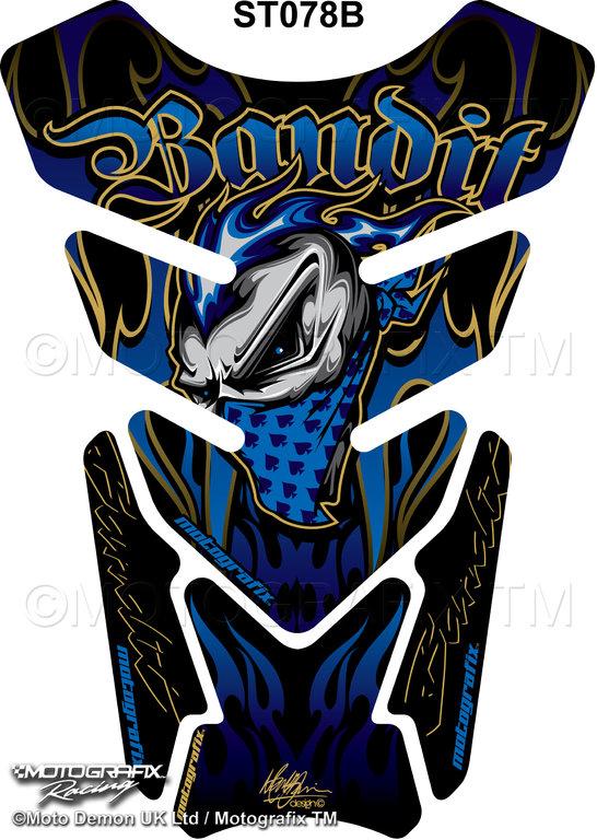 Roulette protection moto bandit