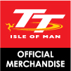 Isle Of Man TT Official Merchandise Paint Protective Decals / Tank Pads