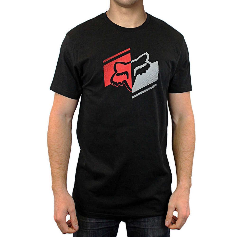 f1a34caef69c Fox Racing Boot Sector SS Small Tee / T shirt mens Black Motocross Design  16482-
