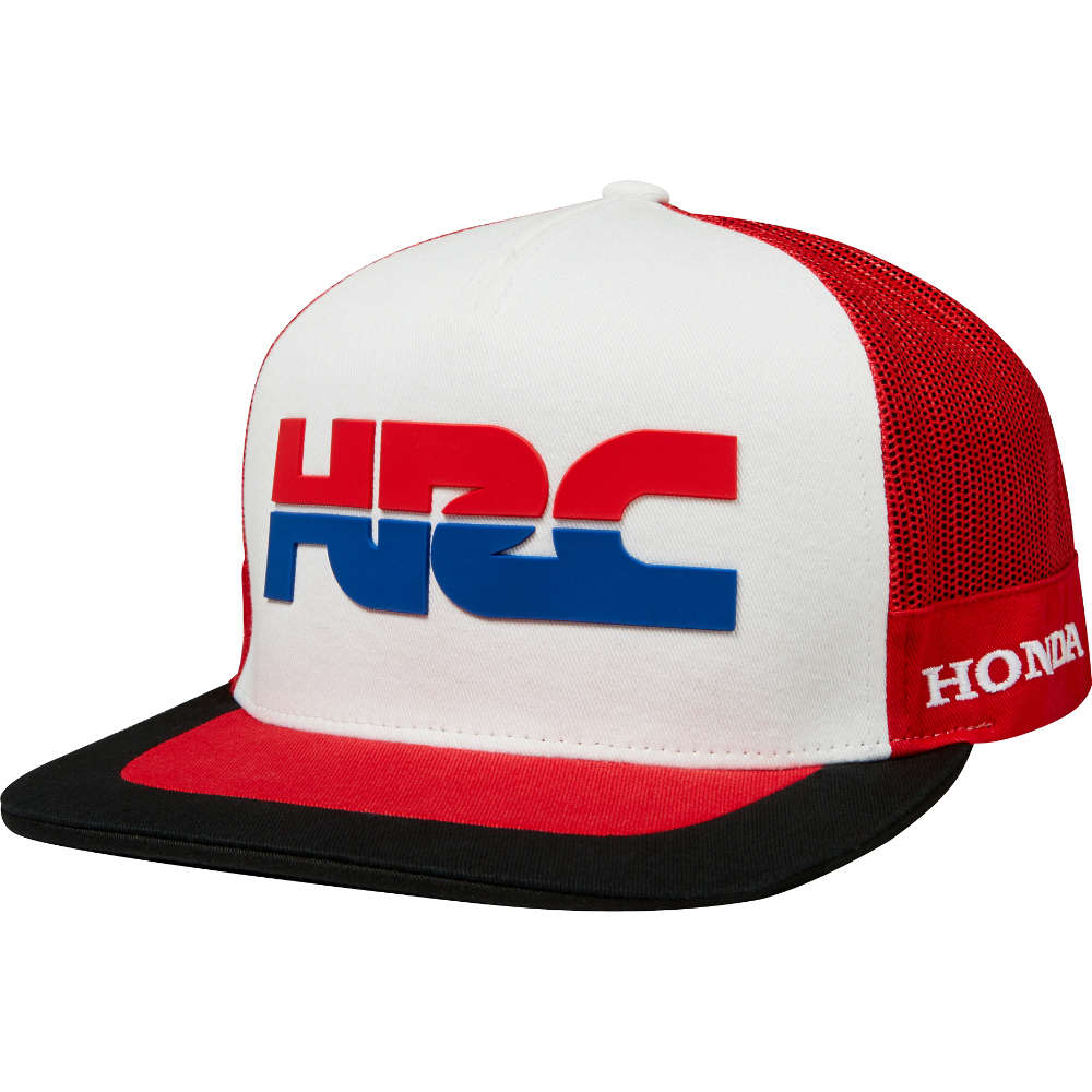 premium selection 4e326 a2d8c ... where to buy fox racing fox honda hrc snapback hat cap unisex motocross  style 22579 003