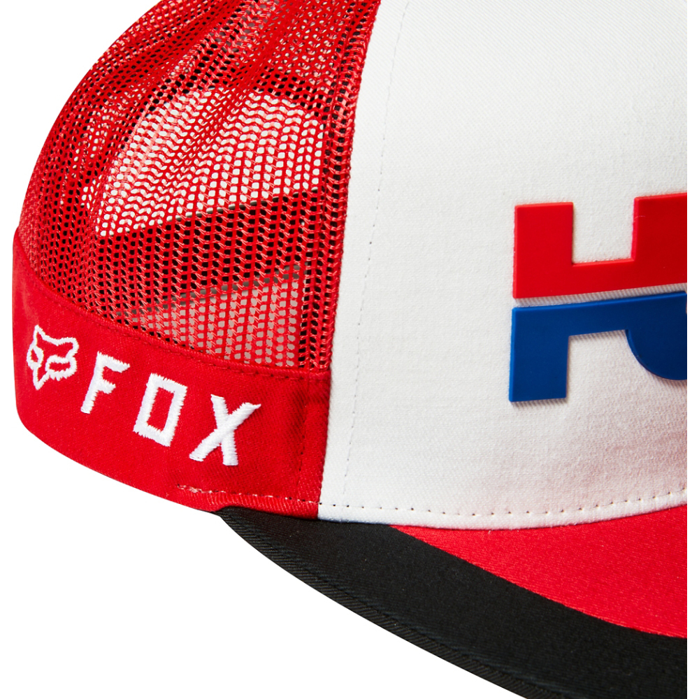 d6acd32c50a9c ... where to buy fox racing fox honda hrc snapback hat cap unisex motocross  style 22579 003