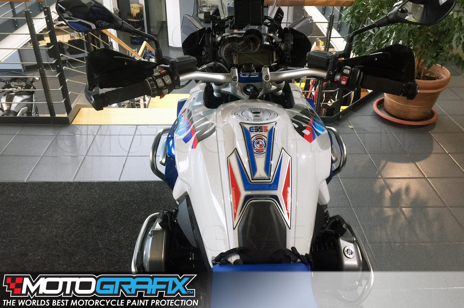 Bmw R1200gs 2013 14 15 16 Motorsport Motorcycle Tank Pad