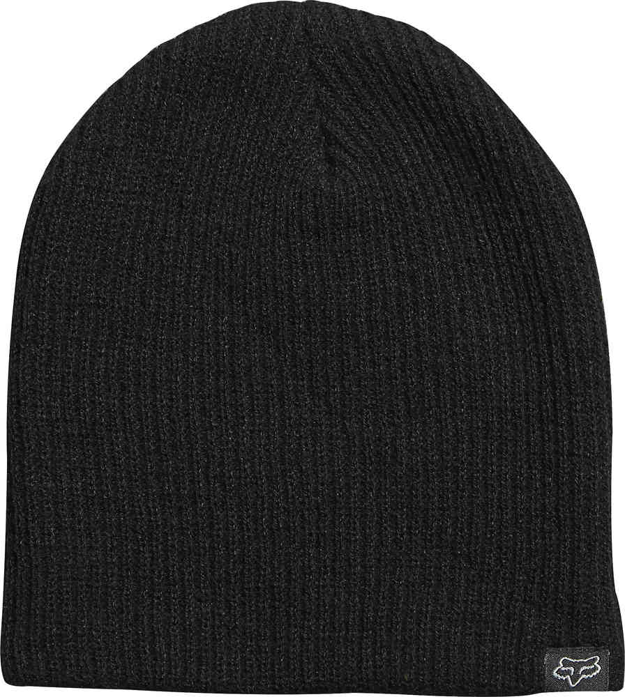 Fox Racing Courage Beanie mens O S Black Loose Style Hat d78d82d5293