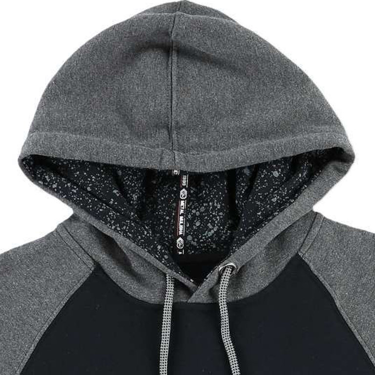 Metal Mulisha Burn Pullover Hoodie Hoody Mens Black FMX