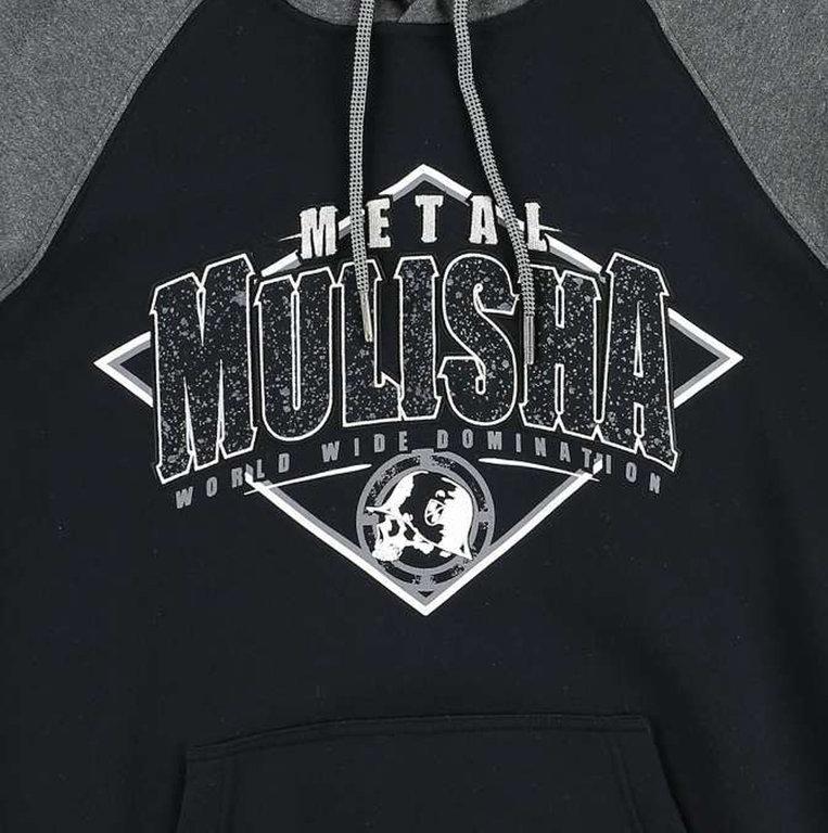 Metal Mulisha Burn Pullover Hoodie Hoody Mens Black FMX