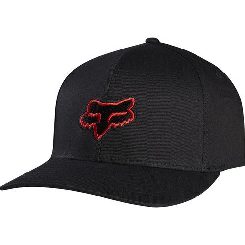 a6dab56884abb Fox Racing Legacy Flexfit Hat Cap Black Unisex MTB   Motocross Style  58225-017-
