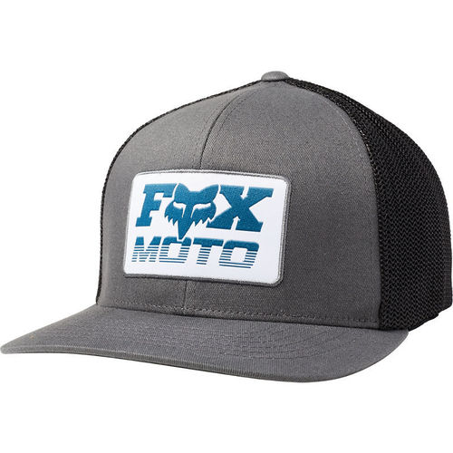 Fox Racing Charger Flexfit Baseball / Trucker Cap Fox Moto 24420-052 PTR