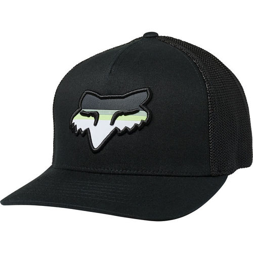 Fox Racing Head Strike Flexfit Trucker / Baseball Cap Fox Moto 24962-001 BLK