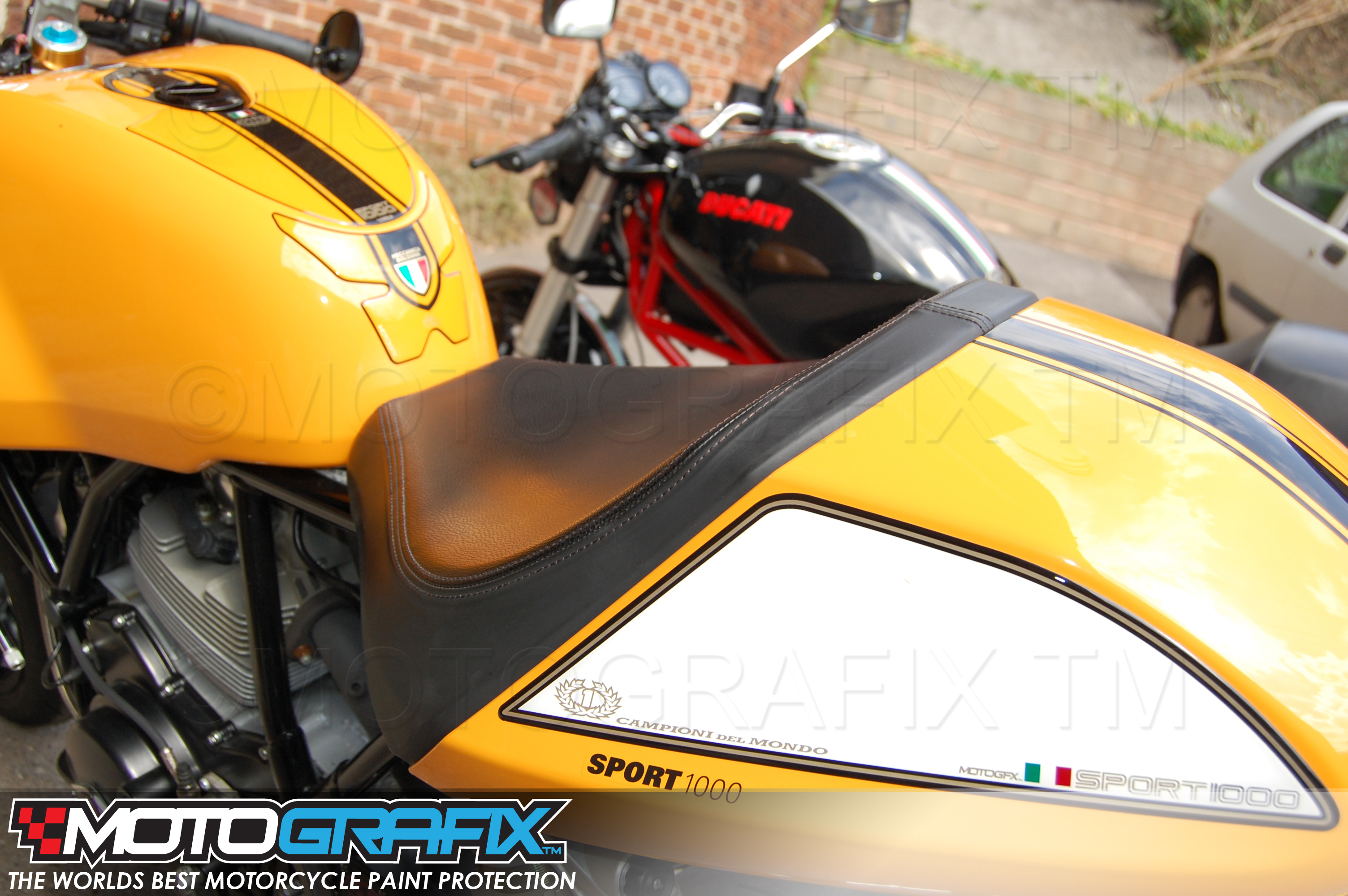 Bmw S1000rr For Sale >> Ducati Fitted Photo Gallery - Tank Pads & Fairing Protectors